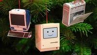 Zum Selbermachen: Weihnachts-Deko für Apple-Fans