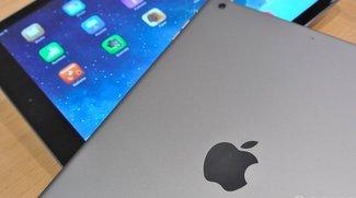 iPad Air: 24 Stunden Akkulaufzeit als LTE-Hotspot