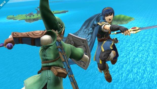 Super Smash Bros. for Wii U / 3DS: Marth aus Fire Emblem wieder dabei