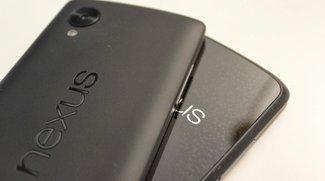 Nexus 5 vs. Nexus 4: Die beiden Google-Phone-Generationen im Vergleich
