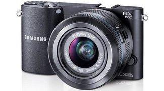 TEST: Samsung NX1100 Solides System Paket für unter 300€