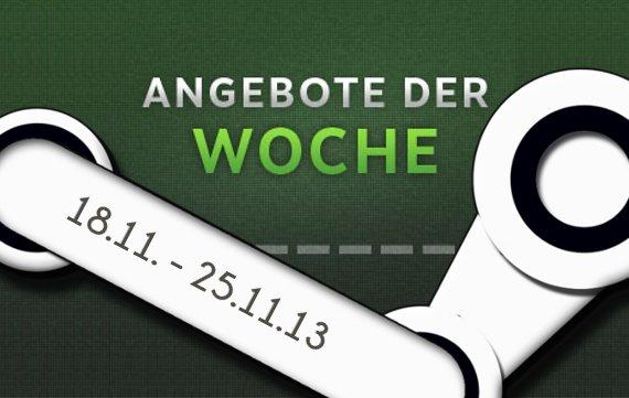 Steam: Angebote der Woche 18.11. - 25.11.2013 (+Rage Free Weekend)