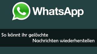 WhatsApp Nachrichten wiederherstellen: Gelöschter Chat? Kein Problem!