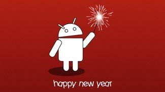 Die besten Apps für Silvester und Neujahr