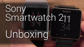 Sony Smartwatch 2: Schickes Ding! (Unboxing)