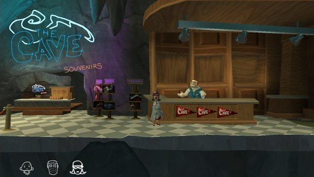 The Cave: Ron Gilberts PC- und Konsolen-Abenteuer jetzt im Play Store