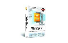 WinZip 18 mit verbesserten Cloud-Funktionen