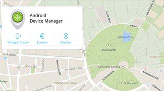 Android Geräte-Manager: Geräte-Wiederfinder jetzt als App im Play Store erhältlich