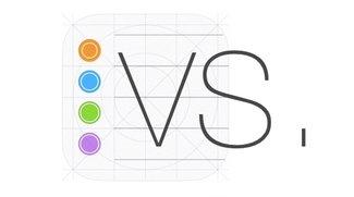 iOS 7 Icon Design vs. iOS 6: Tumblr-Blog zeigt Transformation der Apps