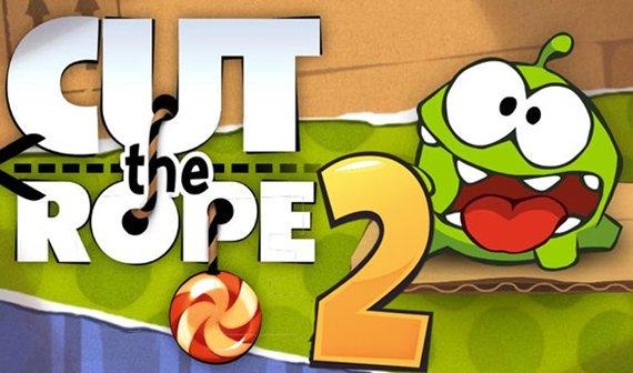 """""""Cut the Rope 2"""" erreicht den App Store"""