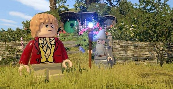 LEGO Der Hobbit: Erster Trailer erschienen