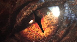 Der Hobbit: Lebensgroßer Smaug zur Premiere in Berlin aufgebaut