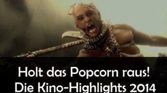 Neue Filme 2014: Godzilla, Hobbit 3 und Co. - Kino-Vorschau im Überblick
