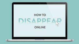 So beseitigt ihr euer digitales Ich aus dem Internet (Infografik)