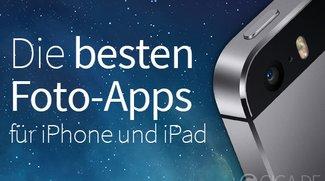 Die 10 besten Kamera- und Foto-Apps für iPhone und iPad - mit Gewinnspiel