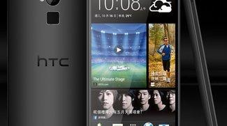 HTC One Max zeigt sich in der Farbe Schwarz!