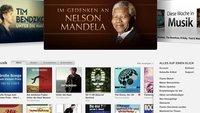 iTunes aufladen: Medieninhalte mit iTunes-Gutscheinen kaufen