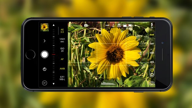 Die besten Kamera-Apps für iPhone und iPad