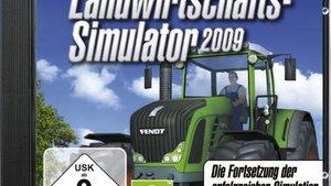 Landwirtschafts-Simulator 2009