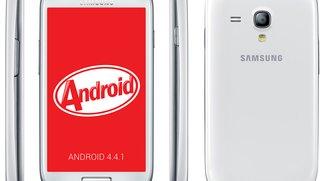 Samsung Galaxy: 14 Geräte erhalten Update auf Android 4.4.2 KitKat –auch das Galaxy S3 mini