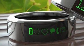 Smartring statt Smartwatch: Smarty hat Crowdfounding-Ziel erreicht