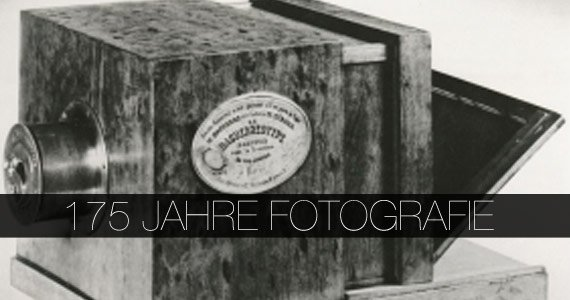 175 Jahre Fotografie - Das Jubiläumsjahr