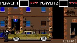 8-Bit Cinema: Wenn The Dark Knight oder Pulp Fiction ein Arcade Game wären...