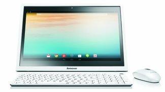 """Lenovo bringt All-in-one-Desktop-PC N308  mit Android 4.2 und 19,5"""" (mit Video)"""