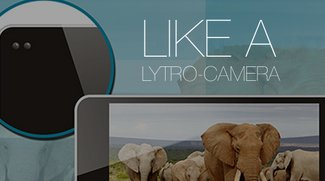 Toshiba imitiert die Lytro-Kamera für Smartphones!