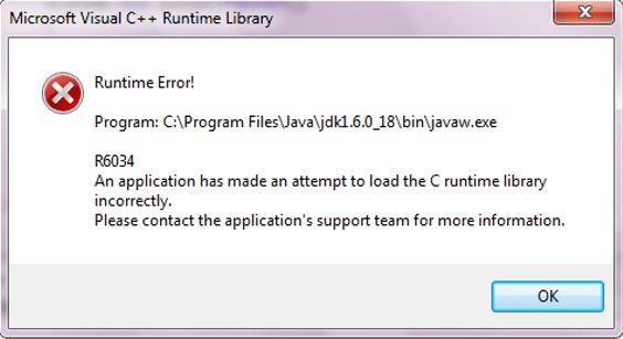Msvcr80 dll fehlt - typische Fehlermeldung