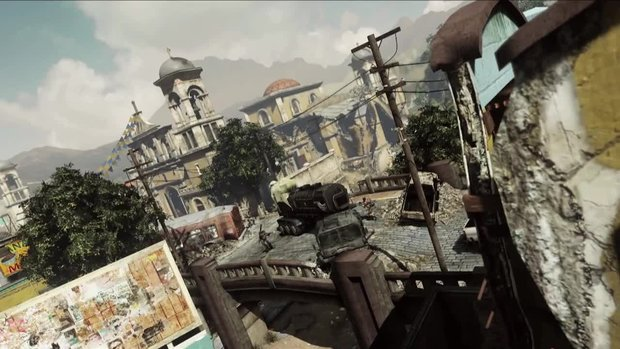 Call of Duty - Ghosts: Release-Termin des Onslaught-DLC für PC und PS-Systeme