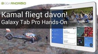 Im Grand Canyon: Samsung Galaxy Tab Pro 10.1 und 8.4 Hands-On