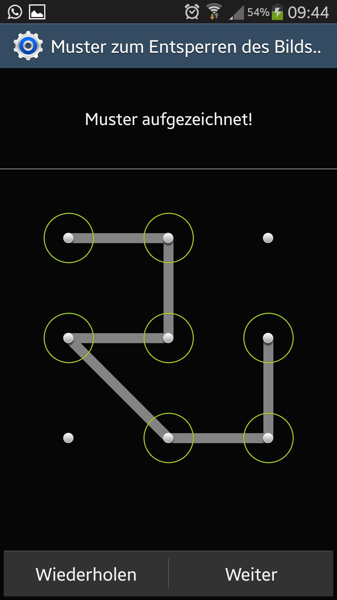 passwort muster pin so sichert ihr euer android gert richtig ab - Handyhllen Muster