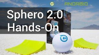 Ist er nicht süß? Quirliger Smartphone-Ball Sphero 2.0 im Hands-On!