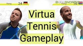 Es laggt so sehr - Virtua Tennis Gameplay