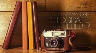 Warum ist die analoge Fotografie noch so beliebt?