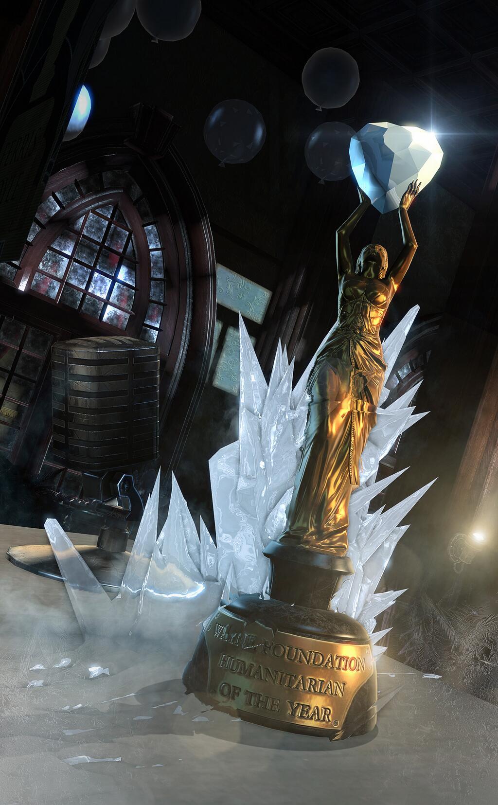Batman Arkham Origins: Story-DLC mit Mr. Freeze?