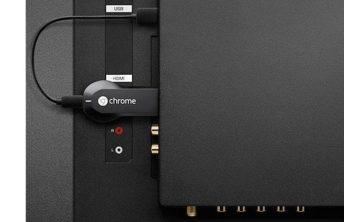 Google+: Android-App mit Hinweisen auf Chromecast-Support