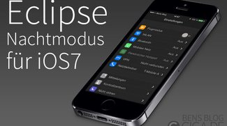 Eclipse: Nachtmodus für iOS 7 [Cydia]