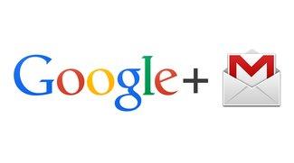 Gmail: Google+-Kontakte können künftig direkt angeschrieben werden – ohne E-Mail-Adresse
