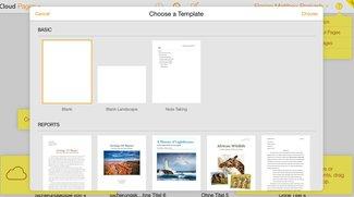 iWork: Updates für iCloud-, Mac- und iOS-Versionen bringen neue Funktionen