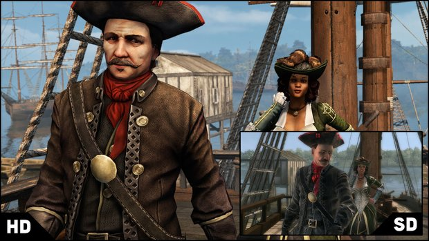 Assassin's Creed 3 Liberation HD: Launch-Trailer Justice For All veröffentlicht