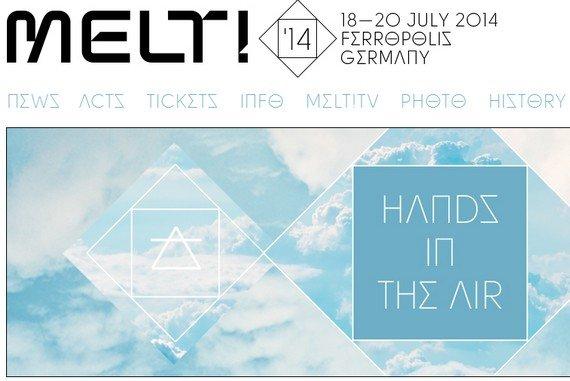 Melt Festival 2014: Trailer und Line-Up veröffentlicht - Portishead, Notwist, Moderat...