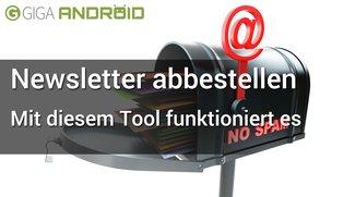 Alle Newsletter abbestellen: Mit diesem Tool klappt es!