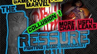 The Pressure #14: No more Marvel, USF4 Leaks, neuer Tekken-Film und Collusion!