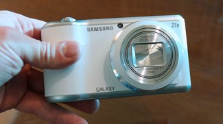 Samsung Galaxy Camera 2: Digitalkamera mit Android im Hands-On [CES 2014]