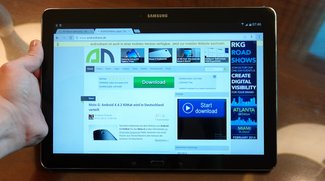 Samsung Galaxy NotePRO 12.2: Hands-On vom XL-Tablet mit S-Pen [CES 2014]