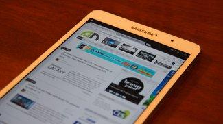 Samsung Galaxy TabPRO 8.4: iPad mini-Konkurrent im Hands-On [CES 2014]
