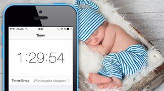 iOS 7: Der versteckte Sleep-Timer von iPhone und iPad (Mini-Tipp)