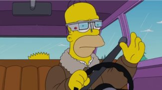 Specs and the City: Die Google Glass bei den Simpsons!